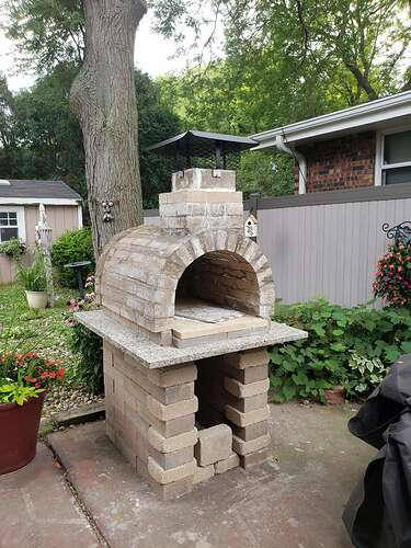Brick Oven Pizza At Home (5)