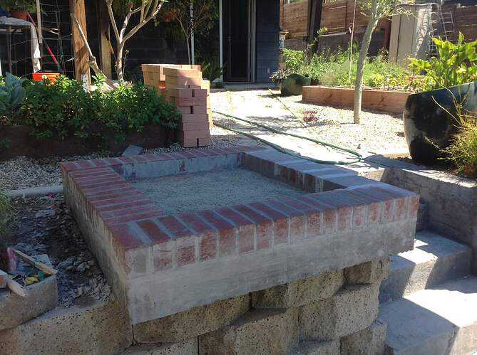 Outdoor Wood Fired Oven (4)