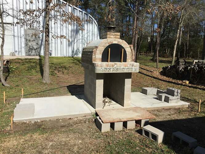 How To Build a Brick Oven (32)