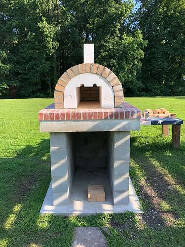 How To Build a Pizza Oven at Home (40)