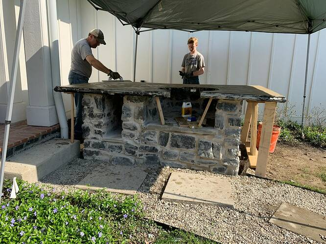 Pizza Oven Grill Combo (8)