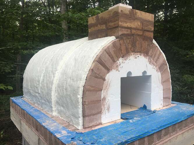 Wood Fired Brick Oven (56)