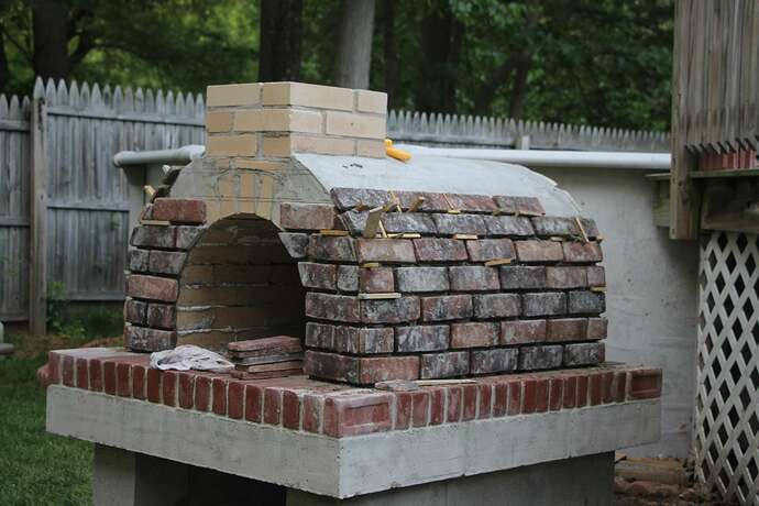 Outdoor Pizza Oven Kit (15)