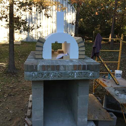 How To Build a Brick Oven (17)