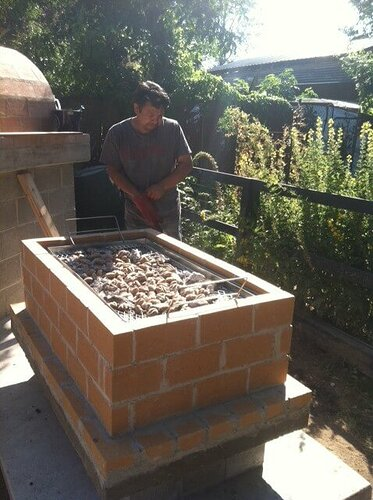 How To Build Pizza Oven (27)