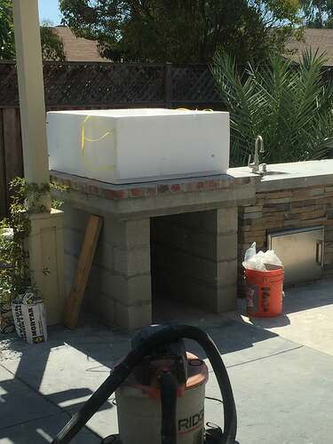 How To Make Wood Fired Oven At Home (21)