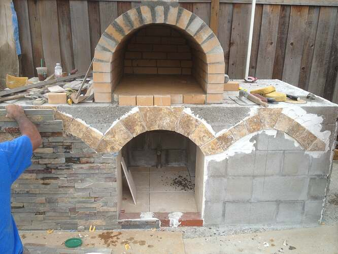 Outdoor Gas Pizza Oven (36)