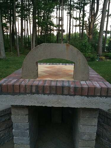 Do It Yourself Pizza Oven (19)