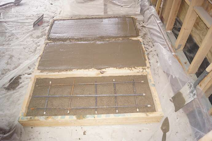 Refractory Cement Pizza Oven (51)
