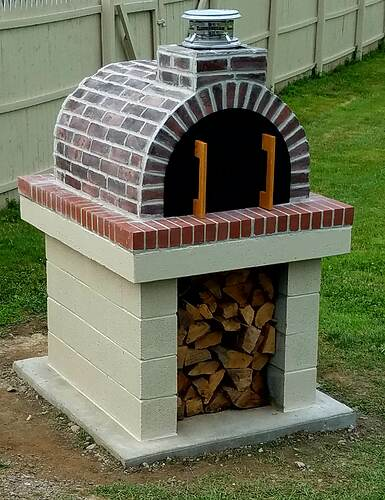 Making An Outdoor Oven