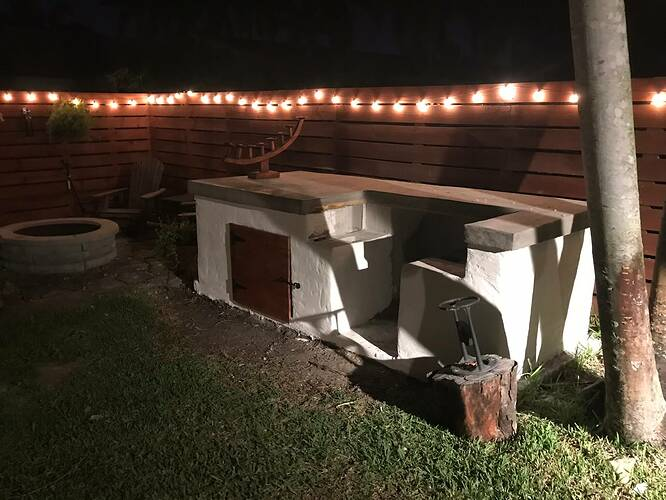 Outdoor Oven Grill (8)