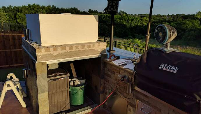 How To Make A Pizza Oven (19)