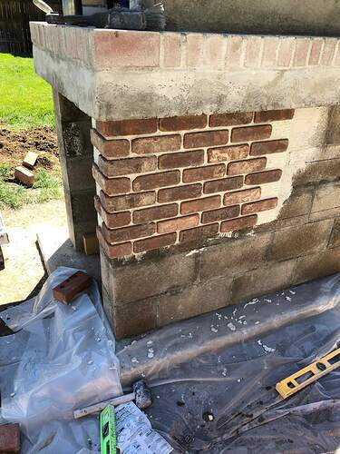 Building An Outdoor Wood Fired Oven (27)
