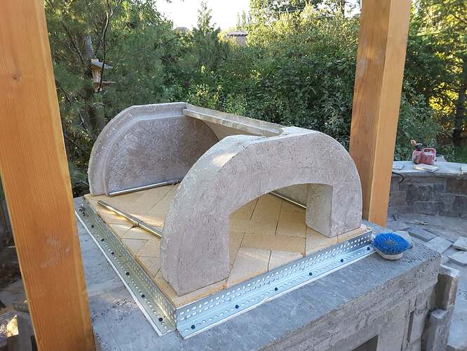 Gas Pizza Oven (35)
