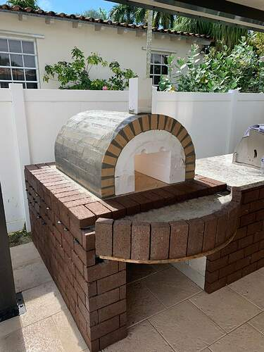 Combination Grill Smoker Pizza Oven (2)