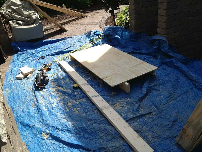 How To Build An Outdoor Brick Oven (16)