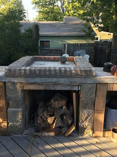 How To Build A Brick Pizza Oven Outdoor (1)