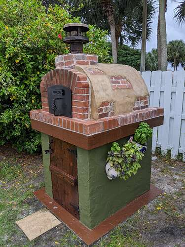Wood Fired Pizza Oven Kits