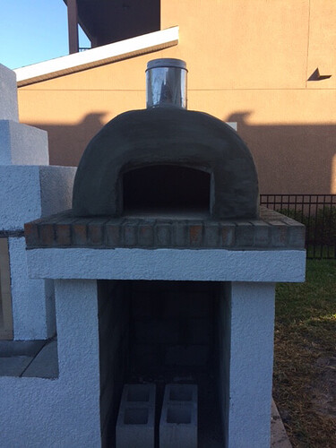 Outdoor Fireplace Pizza Oven Kits (16)