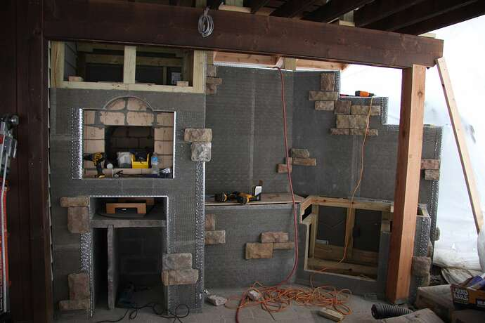 Wood Fired Pizza Oven and BBQ (2)