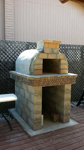 Make Pizza Oven At Home (16)