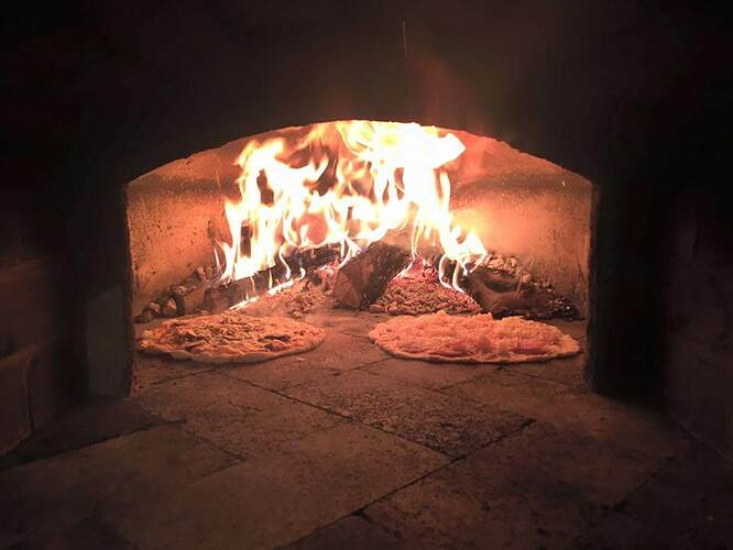 Home Made Pizza Oven (42)