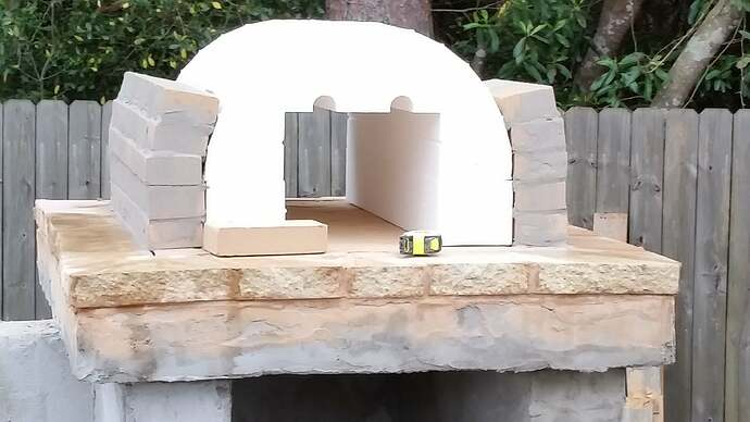 DIY Wood Fired Oven (14)