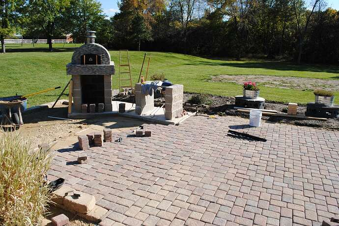 Outdoor Wood Fired Pizza Oven (44)