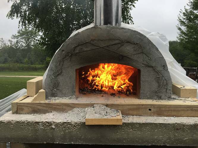 Build Your Own Outdoor Pizza Oven (24)