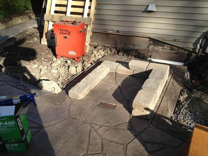 How To Build An Outdoor Brick Oven (3)