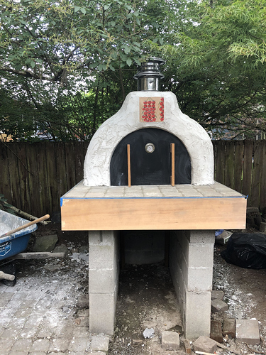 oven almost done