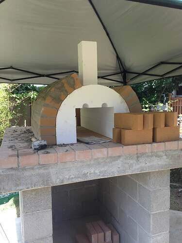 How To Build Pizza Oven (13)