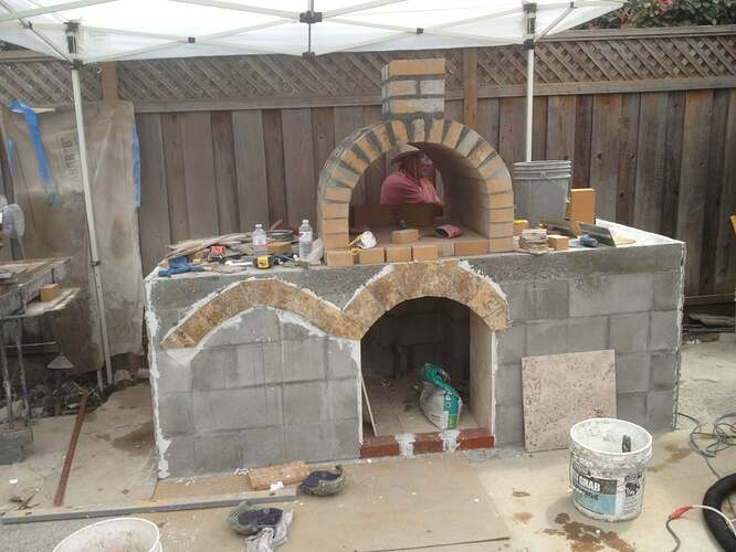 Outdoor Gas Pizza Oven (30)