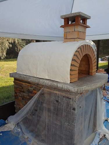 Building A Pizza Oven (152)