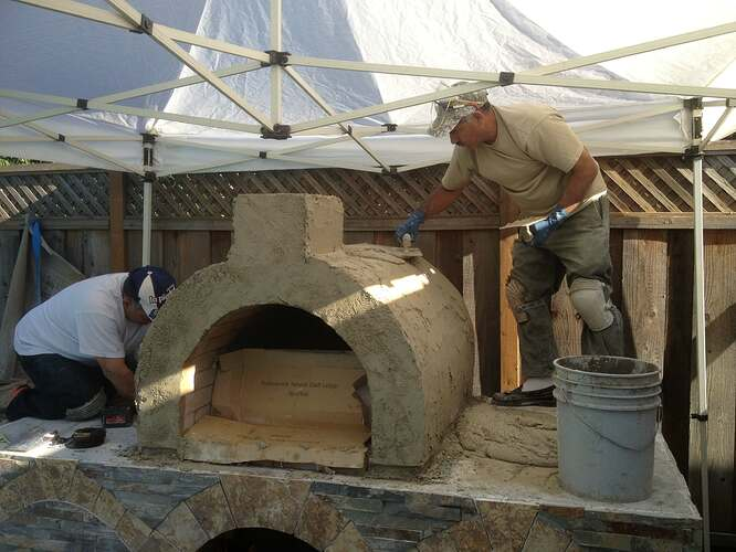 Outdoor Gas Pizza Oven (42)