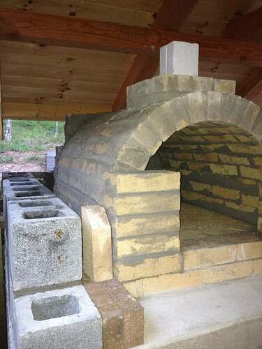 Outdoor Fireplace and Seating (15)