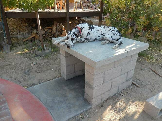 Build Your Own Brick Pizza Oven (8)