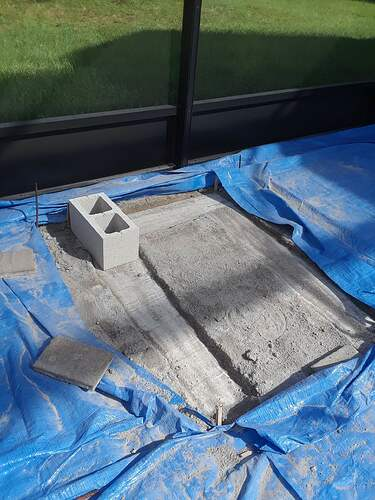 Building A Pizza Oven (6)