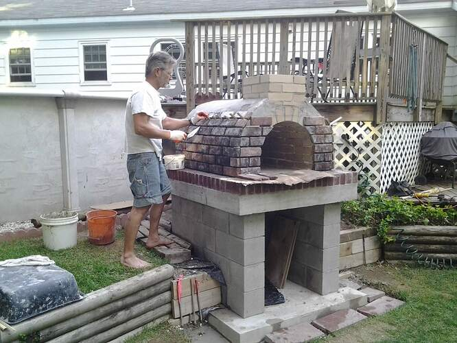 Outdoor Pizza Oven Kit (17)