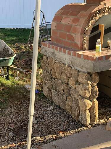 Homemade Wood Fired Pizza Oven (5)