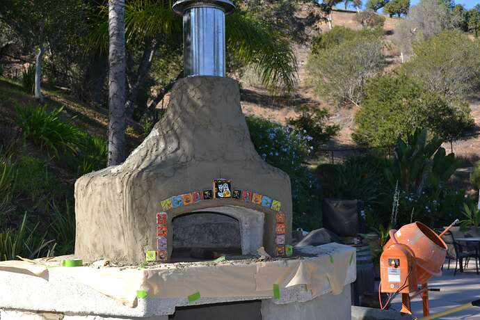 Wood Fire Pizza Oven (65)