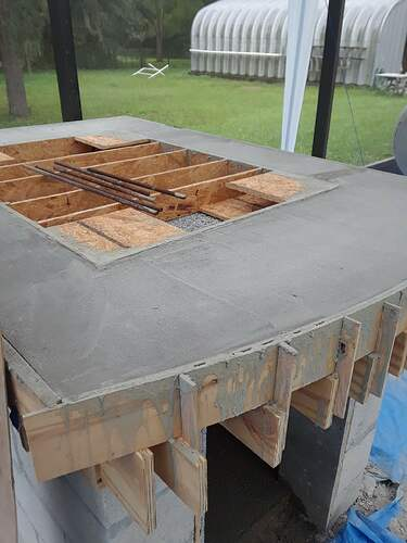 Building A Pizza Oven (61)