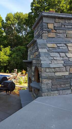Outdoor Fireplace Plans (11)