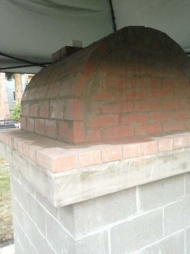 How To Build Pizza Oven (16)