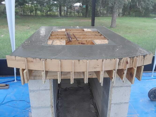 Building A Pizza Oven (58)