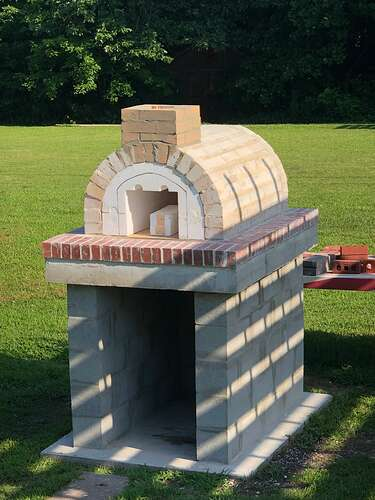 How To Build a Pizza Oven at Home (41)
