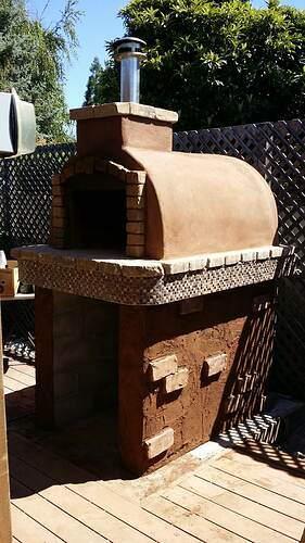 Make Pizza Oven At Home (22)