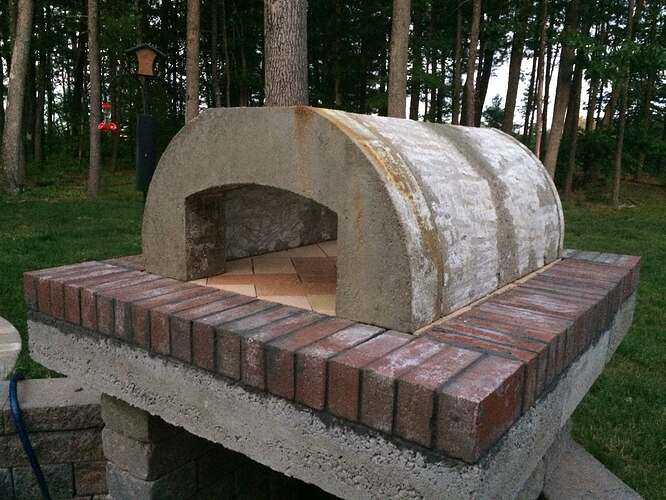Do It Yourself Pizza Oven (20)