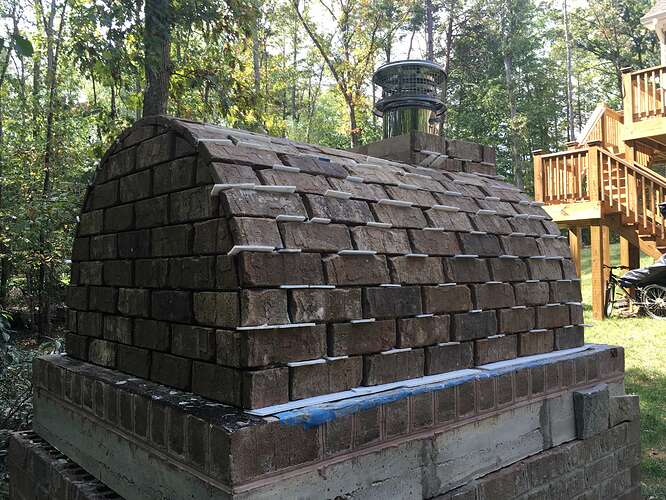 Wood Fired Brick Oven (104)
