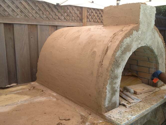 Outdoor Gas Pizza Oven (49)